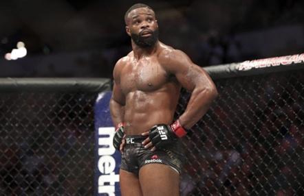 El excampeón de UFC Tyron Woodley confiesa que derrochó su fortuna