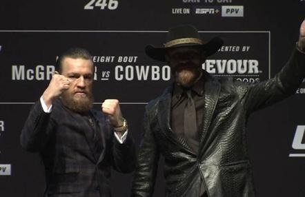 """McGregor: """"No habrá mala sangre"""" en el combate contra Cerrone"""