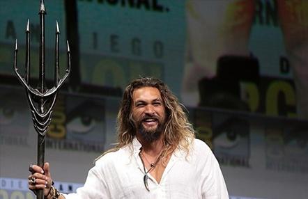 Jason Momoa entrena MMA para 'Aquaman 2'