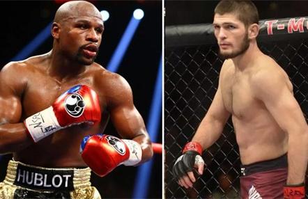 Pide una pelea contra Mayweather... ¡que incluya boxeo y MMA!