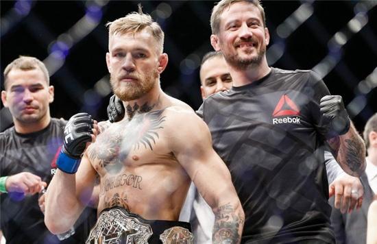 """Kavanagh afirma que McGregor """"está mejor que nunca"""" de cara a su regreso a UFC 246"""
