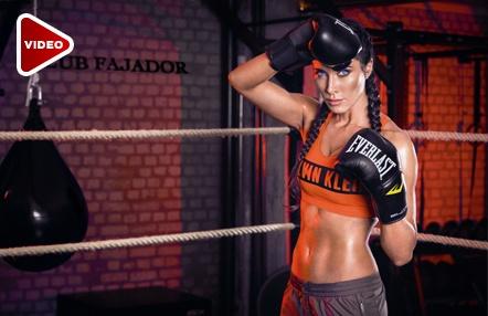 TOP 5 – Famosas españolas amantes del boxeo