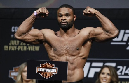 Tyron Woodley vs Leon Edwards abrirá el cartel del UFC Londres