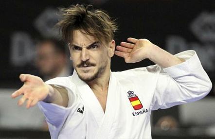Así es el entrenamiento del karateka Damián Quintero, aspirante a una medalla en los Juegos de Tokio 2020