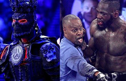 Deontay Wilder culpa a su aparatoso disfraz de su derrota contra Tyson Fury