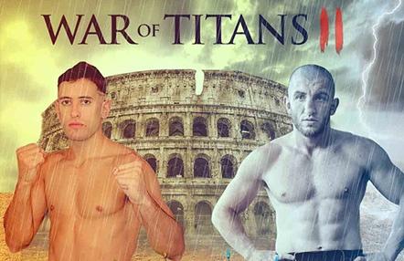 War of Titans II y el gran debut en España de la leyenda Dzhabar Askerov