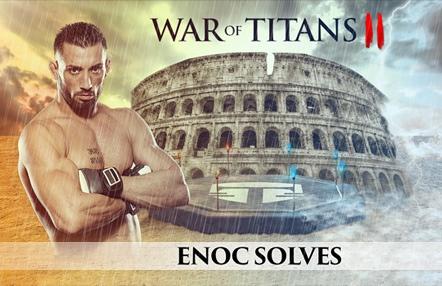 WOT II: Vuelve Enoc Solves, la gran estrella española, al Madrid Arena
