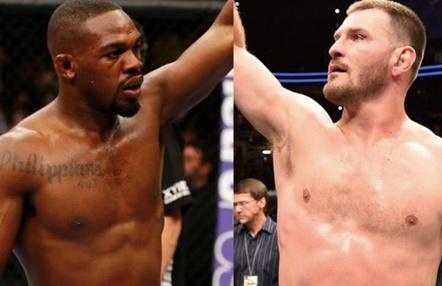 Jon 'Bones' Jones cree que podría ganar a Stipe Miocic en UFC