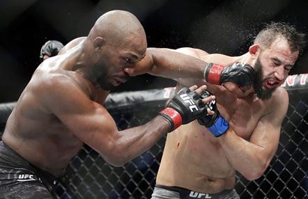 "Jon ""Bones"" Jones gana a  Dominick Reyes envuelto en polémica en UFC 247"