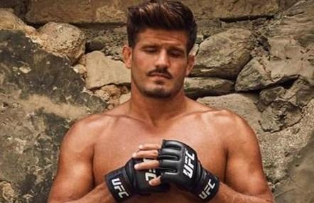 Juan Espino 'El Guapo' confirma que volverá a UFC en mayo