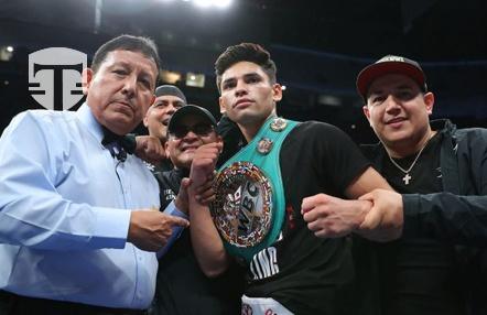 Ryan García deslumbra al mundo del boxeo a sus 21 años