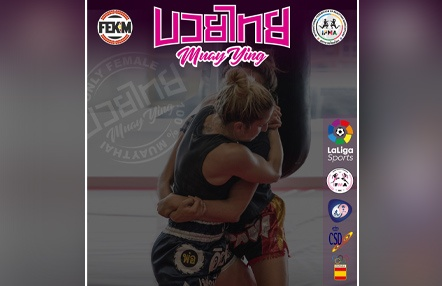 "Janice Lyn impartirá un taller gratuito de muay thai en el CSD de Madrid: ""Do Good Feel Good"""