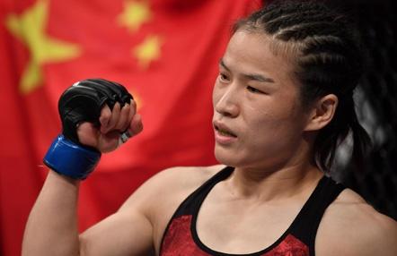 El coronavirus provoca que Weili Zhang tenga que abandonar China