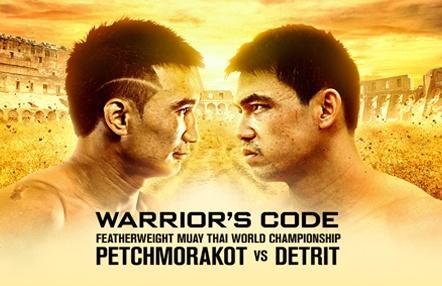 Disfruta del apasionante Warrior's Code de One Championship en Titan Channel