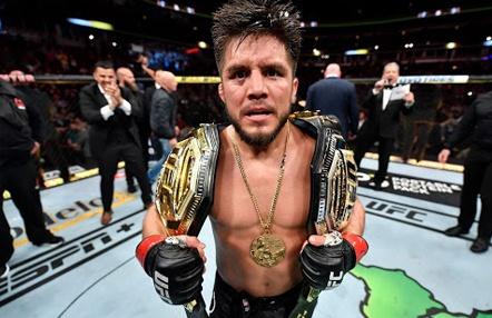 Henry Cejudo no se retira de UFC: Su mánager afirma que peleará este verano