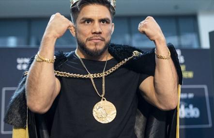 """Henry Cejudo a Khabib Nurmagomedov y Jon Jones, sobre el raking libra por libra: """"Esa corona será mía"""""""