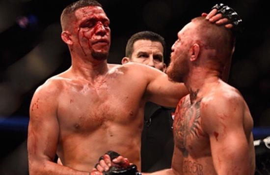 Nate Diaz vacila a Conor McGregor por Twitter