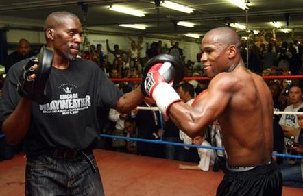 Fallece Roger 'Black Mamba' Mayweather, excampeón mundial de boxeo, tío y entrenador de Floyd