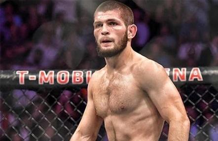 Khabib no puede salir de Rusia por el coronavirus, ¿qué pasará con UFC 249?