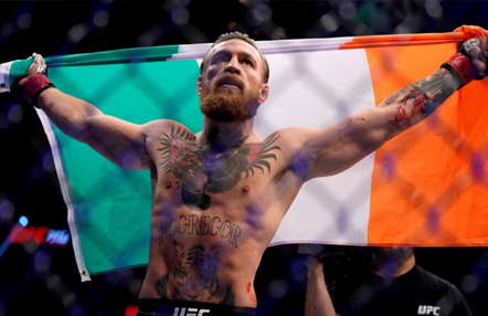 McGregor dona 1 millón de euros para luchar contra el coronavirus
