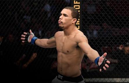 Anulada la victoria de Journey Newson sobre Domingo Pilarte en UFC 247