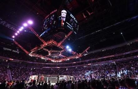 El coronavirus también golpea a la UFC: plantean aplazar próximos eventos