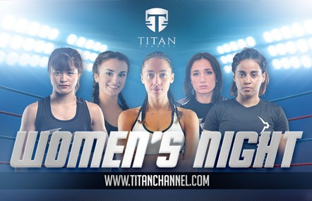 Ya disponible Women's Night en Titan Channel