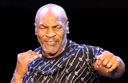 Mike Tyson regresará al ring en combates por causas benéficas