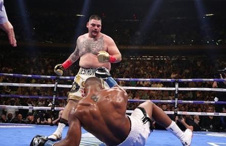 Andy Ruiz reta a Anthony Joshua a una tercera pelea
