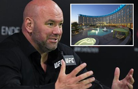 UFC 249 tendrá lugar en un lujoso casino indio en California, sin regulación estatal