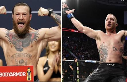 Justin Gaethje dice no a McGregor: quiere pelear con Khabib