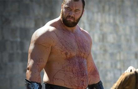 'The Mountain' de Juego de Tronos se sube al ring: duelo entre los dos hombres más fuertes del mundo