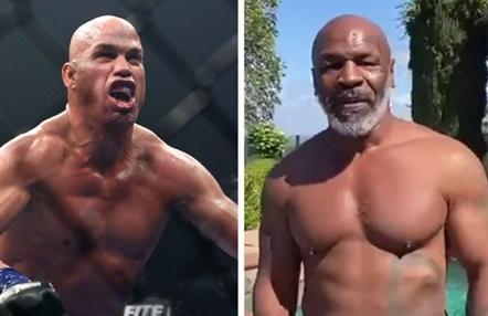 """Mike Tyson: """"Estoy abierto a enfrentarme a cualquiera"""""""