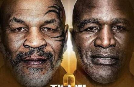 Mike Tyson podría medirse a Evander Holyfield el 11 de julio en Arabia Saudí