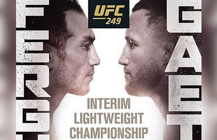 1.200 test del coronavirus y las medidas de seguridad para UFC 249