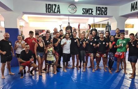 Jonathan Fabian imparte una Master Class en Ibiza