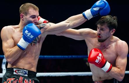King of Kings, la franquicia europea de kickboxing que ya puedes ver en Titan Channel HD