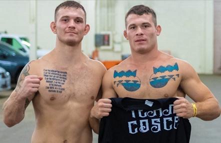 Los hermanos que aspiran a dar el salto a UFC