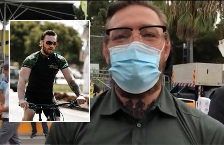 ¿Qué hace McGregor en el Tour de Francia?
