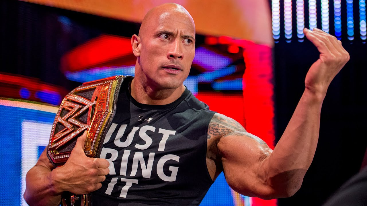 Dwayne Johnson, el rey Midas del show business.
