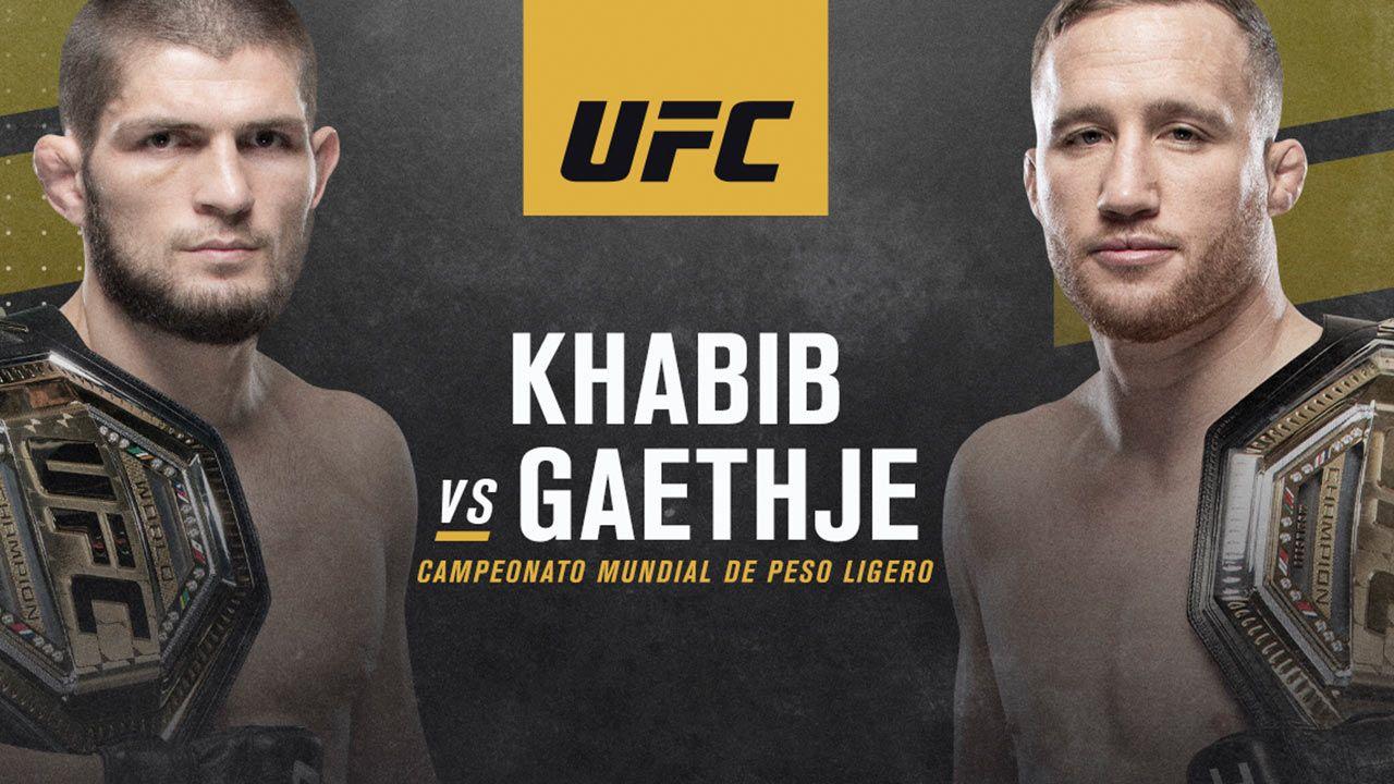 Se acerca el Nurmagomedov vs Gaethje, el combate del año.